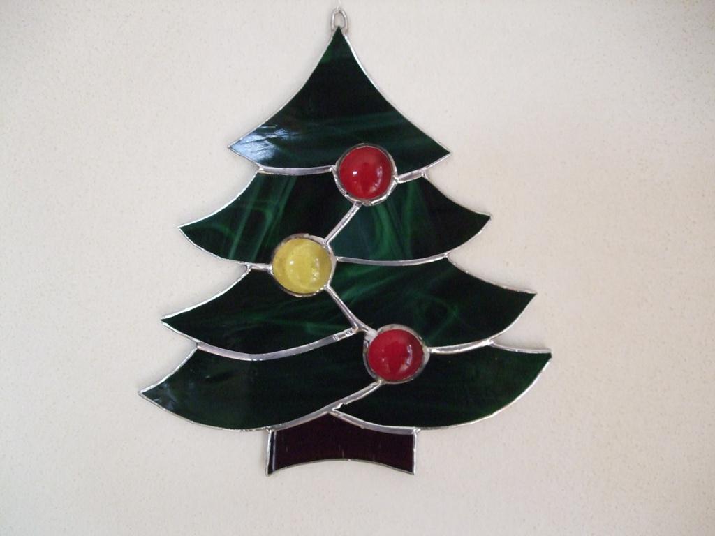 Tiffany Weihnachtsmotive.Weihnachten Tiffany Glaskunst Oberste Dommes